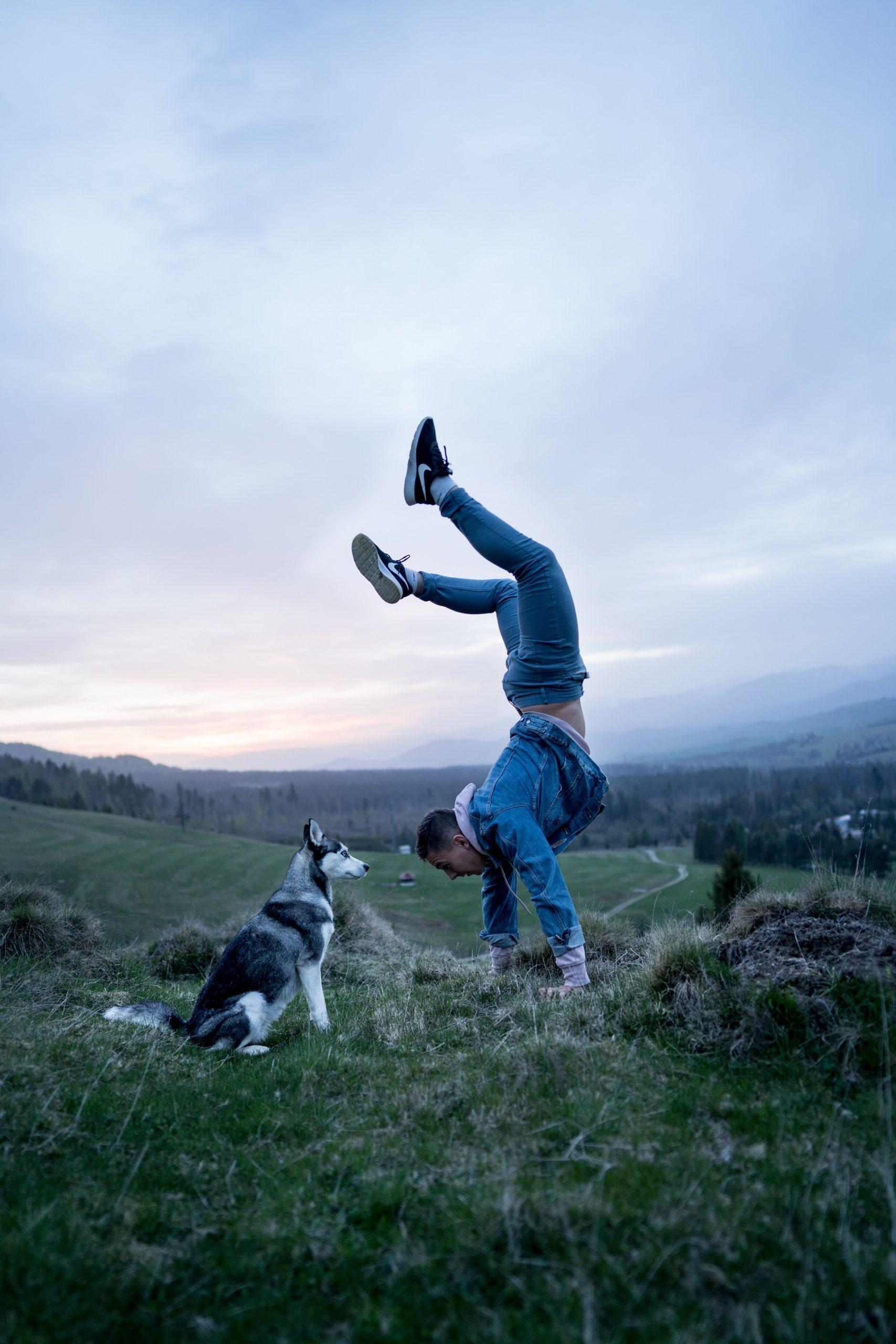 Dogs Are Fitness Motivators