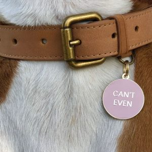 Pet ID Tag – Can't Even